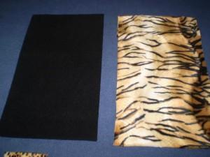 Black / Tiger